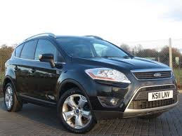 used ford kuga titanium 2011 cars for sale motors co uk