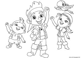 halloween color pages printable jake and the neverland pirates team halloween coloring pages printable