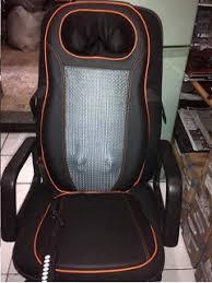 Jual Alat Pijat Punggung Advance kursi pijat leher punggung 3d advance jmg chusion jaco ogawa