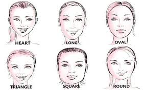 pear shaped face hairstyles find the perfect hairstyle by knowing your face shape element hair