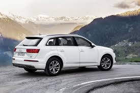 Audi Q7 Diesel Mpg - new audi q7 as a highly efficient diesel audi mediacenter