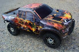 Ford Raptor Truck Shell - rc adventures ford svt raptor traxxas slash 4x4 ultimate truck