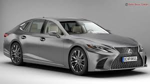 lexus ls 500 latest news lexus ls 500 2018 3d model