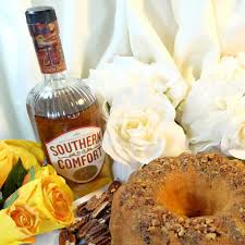 southern comfort pound cake