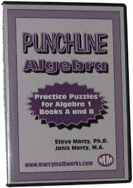 punchline algebra fun worksheets that give the answer to a riddle or joke