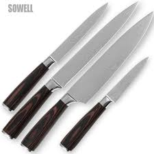 stainless steel kitchen knives set handmade kitchen knife set fruit utility slicing chef knife best