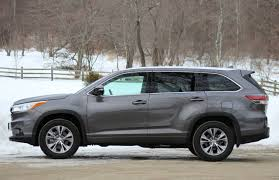 2014 toyota highlander le v6 awd 2014 toyota highlander information and photos zombiedrive