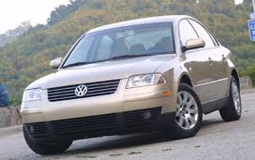 2005 volkswagen passat information and photos zombiedrive