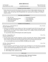 Great Sales Resume Sales Resume Templates Free Resume Template And Professional Resume