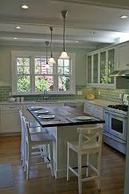 kitchen table island communal setups top list of new kitchen trends window kitchens