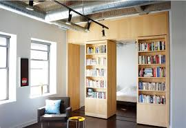 Rolling Room Divider How To Get More Out Of Your Walls Rolling Bookshelves Shoji