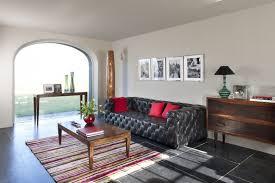 canape flamant canapé de chez flamant photo 2 20 un canapé en cuir noir luxueux