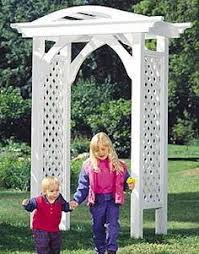 Garden Arch Plans by Http Woodbookplans Com Wood Trellis Html Woodworking Plans