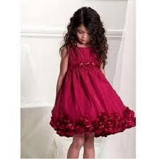 desain baju gaun anak cantik saat natal inspirasi gaya baju natal terbaru