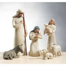 nativities and religious decorations the mouse