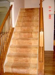 decoration awesome staircase design with carpet runners for