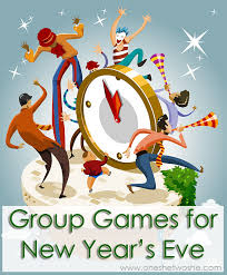 group games great for new year u0027s eve and scrumptious