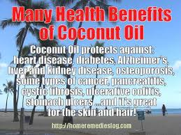 Coconut Oil Meme - the healing properties of coconut oil