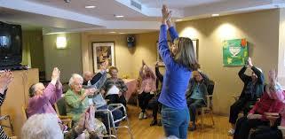 Chair Exercises For Seniors Best Chair Exercises For Seniors And The Elderly Best Barbells