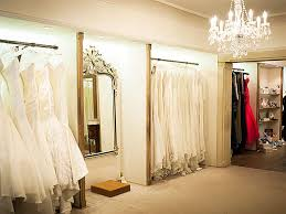 wedding dress shops london london bridal fashion production showroom design