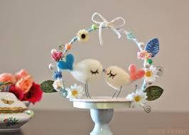 bird cake topper bird cake topper on etsy weddingbee