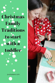 family traditions to do with a 15 month