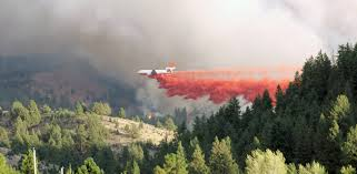Wildfire Western Us by Wildfire Season Stretches U S Assets Business Aviation News