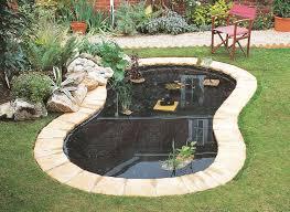 Backyard Pond Supplies by How To Create A Pond Help U0026 Advice Diy At B U0026q Pond Features