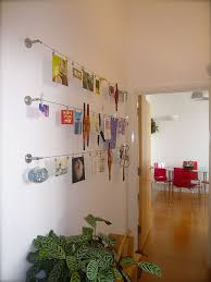 hanging pictures with wire and clips dignitet display display kids artwork kids artwork and ikea hackers