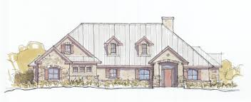 Floor Plans And Elevations Of Houses Monteola Upscale Hill Country Estate Lots