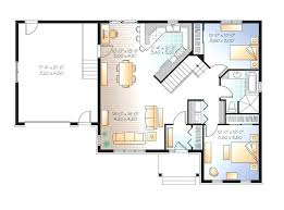 contemporary home designs and floor plans open floor layout home plans poradnikslubny info