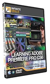 tutorial of adobe premiere cs6 amazon com learning adobe premiere pro cs6 training dvd video