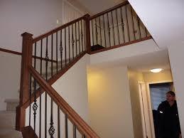 Wood Stair Banisters Custom Stair Rails Ideas