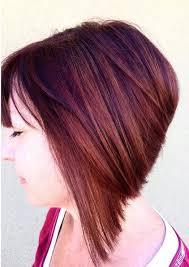 red brown long angled bobs 18 hot ángulo bob peinados hombro longitud de pelo ideas atajo de