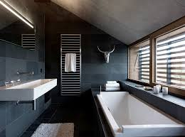 black and bathroom ideas 20 exquisite bathrooms that unleash the of black