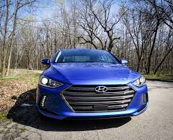review 2017 hyundai elantra limited 95 octane