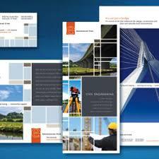 engineering brochure templates market a manufacturing engineering business with brochures flyer
