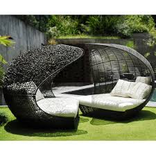 Modern Wicker Patio Furniture Rattan Patio Furniture Appearance And Settings Home Design By Fuller