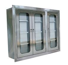 Medical Equipment Supplier Canada Stainless Steel Equipment - Stainless steel cabinet doors canada