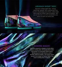 obsidian color eyes arabian night tieks iridescent ballet flats