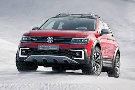 volkswagen suv tiguan volkswagen will build a tiguan sub brand of crossovers including