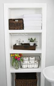 bathroom floor storage cabinets shelves ideas high white wooden