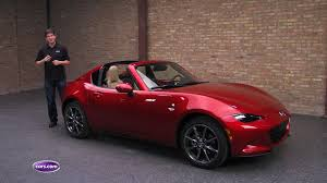 pictures of mazda cars 2017 mazda mx 5 miata rf video review news cars com