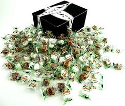 Wrapped Sugar Cubes Béghin Say La Perruche Individually Wrapped Rough Cut Brown