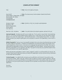 should a cover letter be double spaced 4 how to write letter of