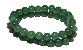 bead bracelet crystal images Aventurine crystal double power bead bracelet jpg