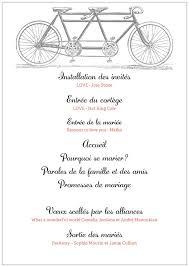 exemple discours mariage original livret de cérémonie laique pinteres