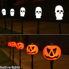 halloween lights and decoration collection on ebay