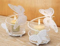 bathroom small clear glass candle lanterns with white