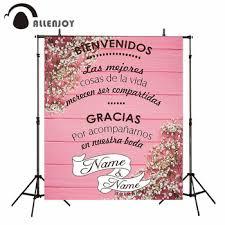 wedding backdrop name design online shop allenjoy custom blackboard wedding background sweet